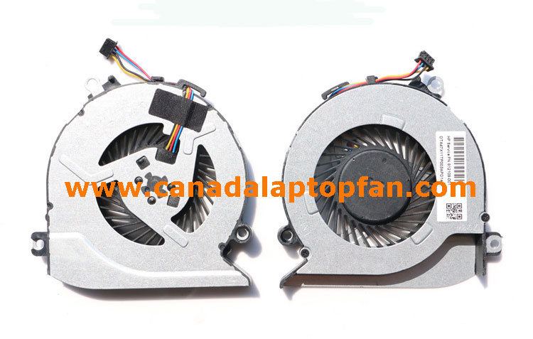 HP Pavilion 17-G170CA Laptop CPU Fan 812109-001 [HP Pavilion 17-G170CA Laptop] – CAD$25.99 :