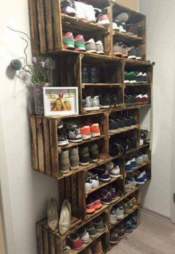 Półka na butyb